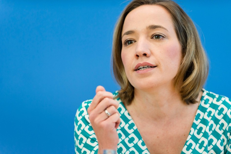 Bundesfamilienministerin a.D. Kristina Schröder