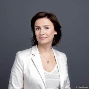 Sandra Maischberger © Peter Rigaud