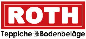 Logo-Teppich-Roth