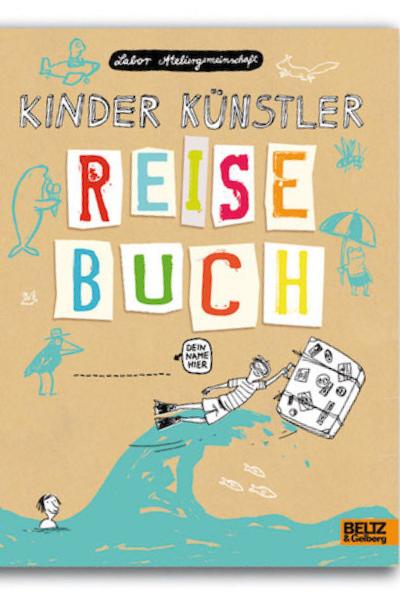 KinderKuenstler Reisebuch