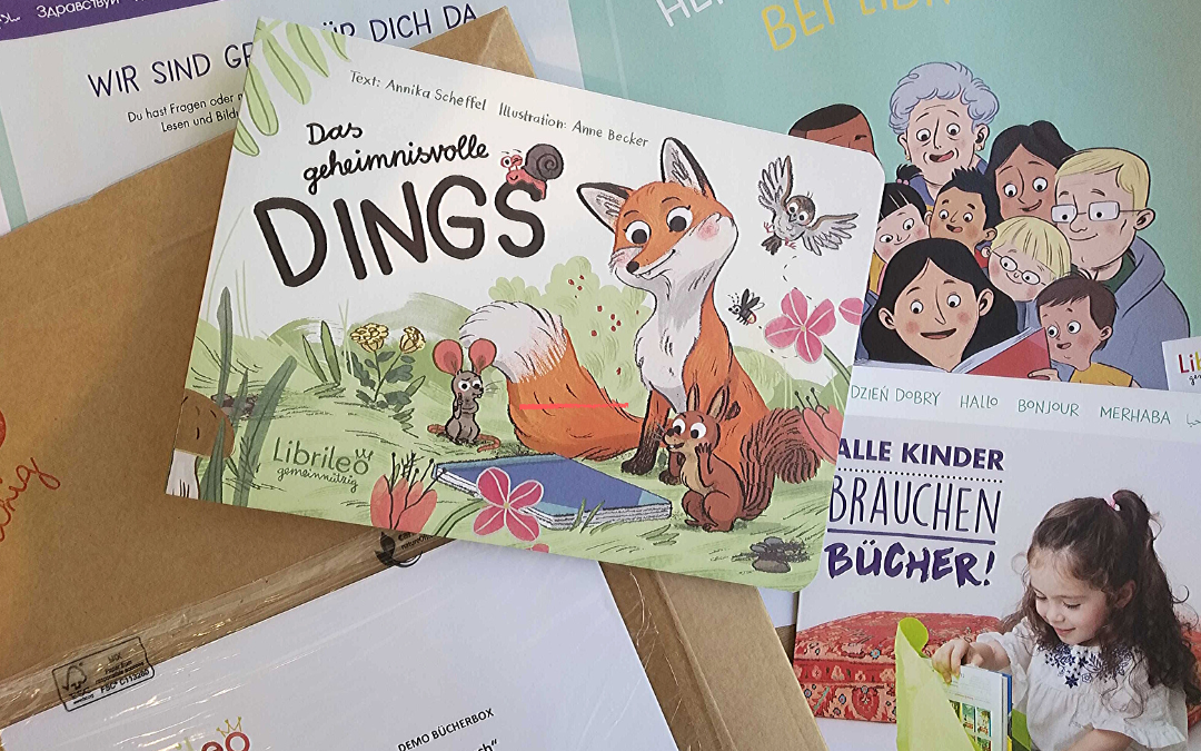 Librileo_Kinderbuch Dings Bücherbox