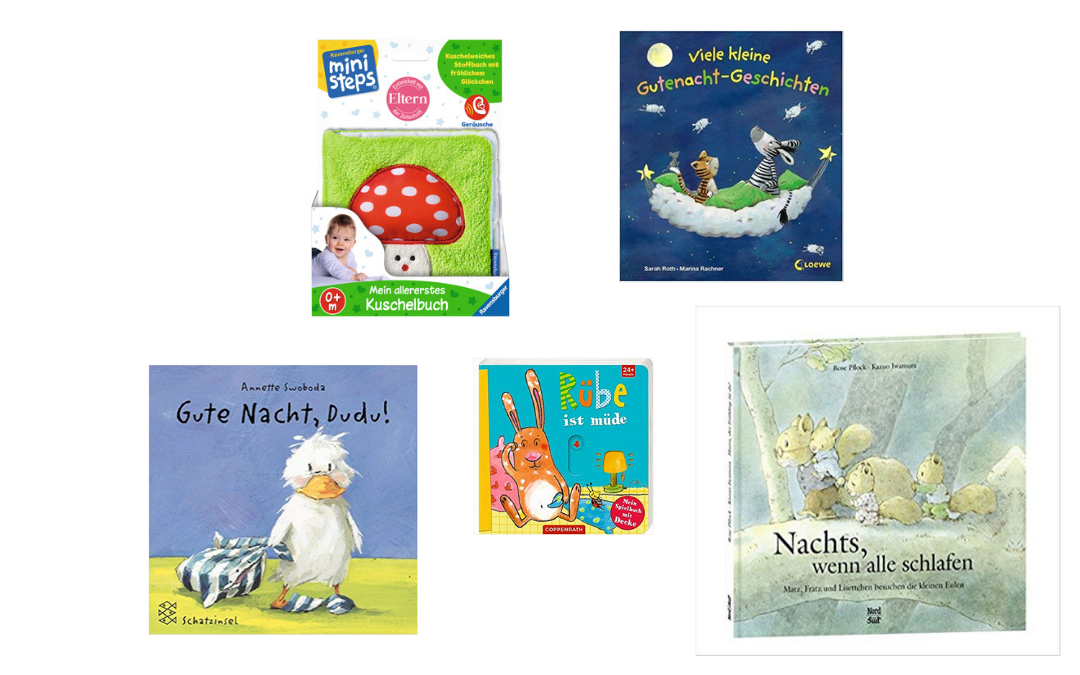 Die besten Gute-Nacht-Geschichten für Kinder*