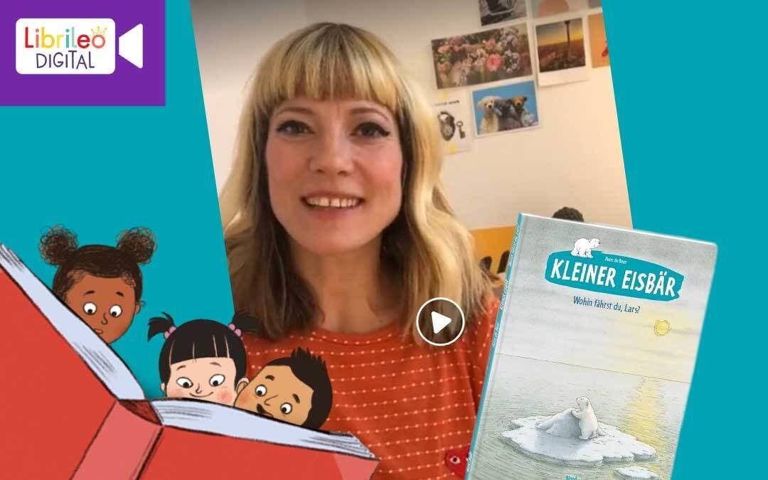 Digitale Lesestunde #14 Kleiner Eisbär – Wohin fährst du, Lars? Oster-Spezial
