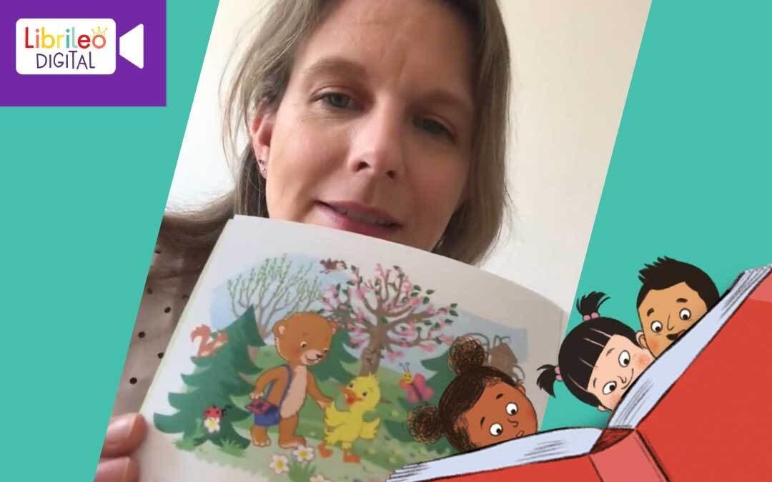 Digitale Lesestunde #15 Enny und Mo: Medizin für den Baum