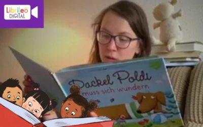 Digitale Lesestunde #5 Dackel Poldi muss sich wundern