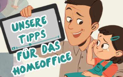 Unsere Tipps für das Home Office