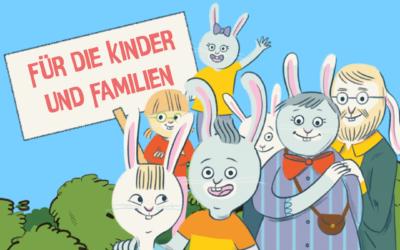 Initiative für Familien während der Pandemie