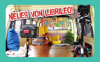 Librileo 2.0 – Wo etwas aufhört, fängt etwas Neues an!