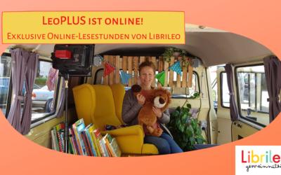 LeoPLUS ist online! Exklusive Online-Lesestunden von Librileo