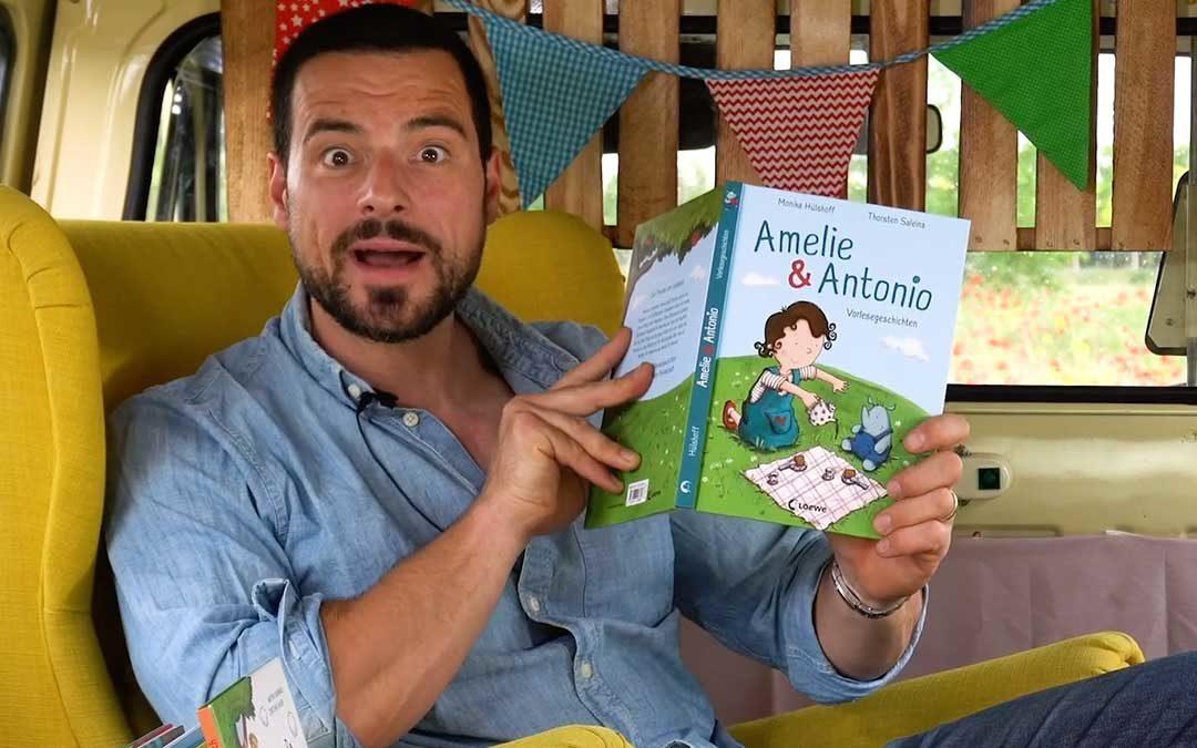 Amelie und Antonio: Antonio und die neue Freundin