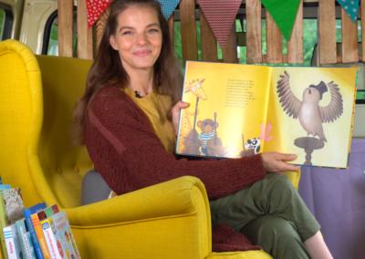 Vorleserin – Yvonne Catterfeld