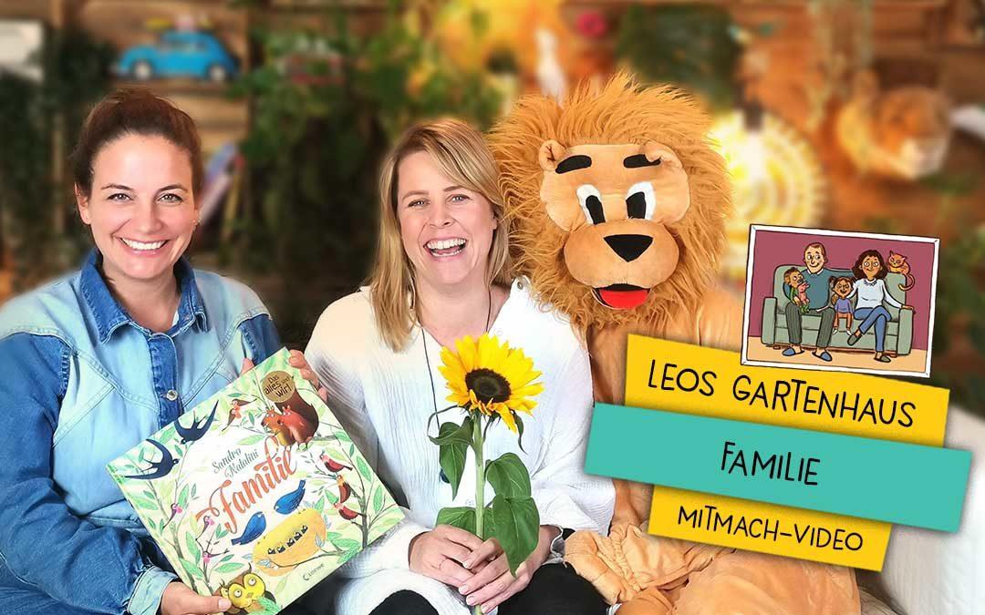 Leos Gartenhaus |Familie & Willkommen Katharina